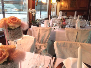 Charterschiff Hochzeit